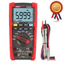 Uni T Ut15b Pro 17b Pro True Rms Digital Multimeter Substitute Fluke 1517b
