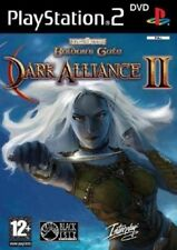 BALDURS GATE DARK ALLIANCE 2 Sony ps2