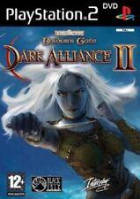Baldurs Gate Dark Alliance 2 Sony ps2