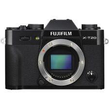 Fujifilm X-T20 Gehäuse Body Schwarz Black Digitalkameras 24.0MP 4K Video WIFI