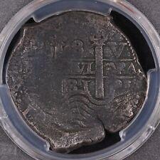 PCGS Graded VF20 - Bolivia 1681-P V 8 Reales Calico-363 24.14g World Silver Coin