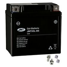 YTX5L-BS GEL-Bateria Para Husaberg Fe 250 Ej. Enduro año 2013-2014 de JMT