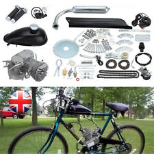 Motorised Bike Bicycle Petrol Gas Engine Motor Kit 80cc Air Cooling 2 Stroke