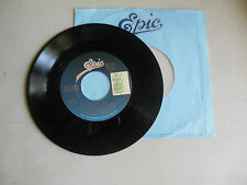 MICHAEL JACKSON gone too soon / same instrumental EPIC company sleeve     45