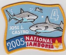 Boy Scouts National Scout Jamboree Patch 2005 Subcamp 4 !
