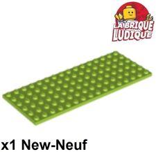 F Lego Lot 4 Light Bluish Gray Plate 6 x 16 3027 10219 10179 7997 10218 7965