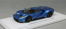 Truescale Ford GT Unveiled at the 2015 Detroit Auto Show in Blue F11143  Ltd 500