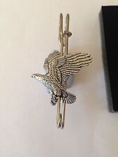 "B14 Eagle kilt pin Scarf or Brooch pin pewter emblem 3"" 7.5 cm"
