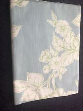 FABRIC BY LAURA ASHLEY BRAND NEW - FREE POSTAGE - Duck Egg Blue 1.2 Metres Total