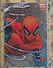 Amazing Spider-Man #700 Joe Quesada 1/100 Variant Cover Mexico Variant Holofoil