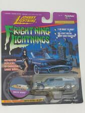 Frightning lightnings JOHNNY LIGHTNING limited edition HAULIN HEARSE blue
