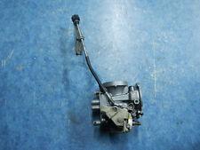 CARBURETOR BODY  & IDLER SCREW 1988 KAWASAKI EX250 NINJA EX250F 250R 250F 250