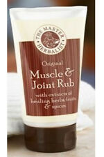 The Master Herbalist from England Original Muscle Joint Rub 2.54 oz. Tube