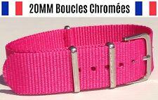 NATO ★ 20MM ★ N°12 ★ Bracelet montre Watch Band Strap Nylon Military Army 007