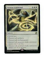 AUSTERE COMMAND Iconic Masters MTG Magic the Gathering Foil Card NM