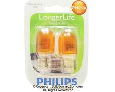 NEW Philips BC9623 7440 NA Automotive 2-Pack 7440NALLB2 Bulb