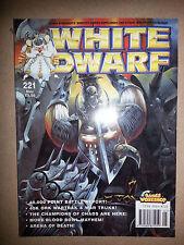 White Dwarf 221