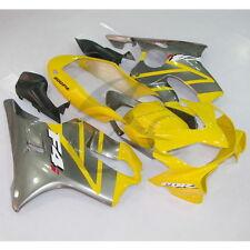 Verkleidung Lacksatz Gelb Fairing Bodywork Für Honda CBR 600 F4I 2001-2003