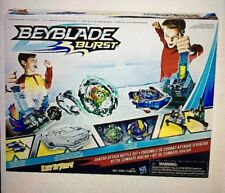 New Beyblade Burst Avatar Attack Battle Set Stadium Authentic Hasbro