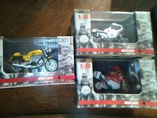 C New Ray 1//32 1984 Ducati 750F1 RACING Motorcycle 06037