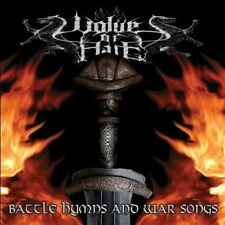 Wolves Of Hate 'Battle Hymns And War Songs' cd