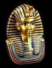 TUTANCAMON Busto medio - Figura VERONESE EGIPTO Decoración hace ENCH Amun Ankh