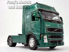 Volvo FH-16 Diecast Metal and Plastic 1/32 Scale Truck Model by NewRay - GREEN