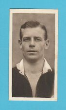 RUGBY  -  R. & J. HILL  -  SCARCE ' THE  ALL  BLACKS '  CARD -  NO. 6  -  1924