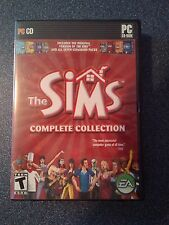The Sims: Complete Collection (PC: Windows, 2005) *No Disk 1*