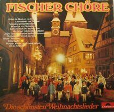FISCHER CHORE - DIE SCHONSTEN WEIHNACHTSLIEDER  -  LP