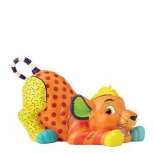 Disney By Britto Simba Figurine The Lion King Collectable