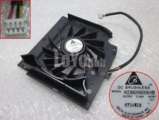 For HP DV9000 DV9200 CPU Cooling Fan KDB05605HB 6G87 DC 5V 0.36A 4wire 4-pin