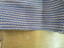 Thibaut Fabrics Pattern TradeWinds Color Blue Cotton 23 In x 52 In Upholstery
