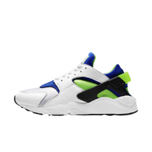 [Nike] Air Huarache Shoes Sneakers - Scream Green (DD1068-100)