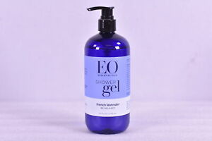 Essential Oils Shower Gel French Lavender, Be Relaxed, 16 fl oz