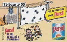 Télécarte Persil Petit Spirou BD Dupuis 1995