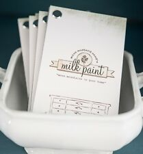 Miss Mustard Seed's Milk Paint - Color Deck - swatches furniture painting DIY