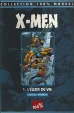 X-MEN N°1 . 100% MARVEL . 1999 .