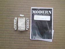 1/160 mm ( N ) Mini Figs Modern British  FV432  APC ( Closed up  )