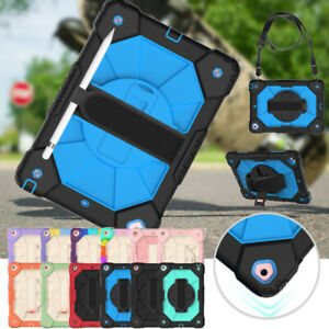 Rugged Stand Case Heavy Duty Shock Proof Cover For iPad 10.2 2021 2020 2019