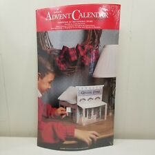 Hallmark General Store Advent Calendar Christmas Countdown Holiday New Sealed