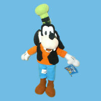 """Disney Store Character 'Goofy' Plush 18"""" - Classic Outfit Stuffed Doll w/Tag"""