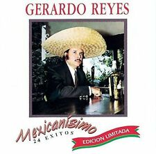 Gerardo Reyes Mexicanisimo 24 Exitos Edición Limitada 1992 Sony