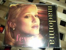 MADONNA FEVER CD SINGLE 6 TRACK