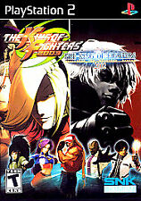 King of Fighters 2002-2003 PS2 New Playstation 2