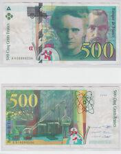 Gertbrolen   500 FRANCS ( Pierre & Marie CURIE ) de 1994 Billet A010393536