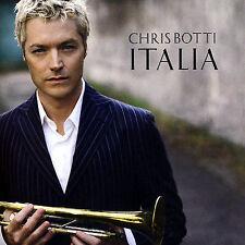 Italia (Deluxe Edition) by Chris Botti (CD, Oct-2007, Columbia (USA)) Bonus DVD