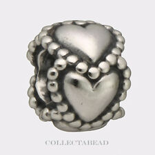 Authentic Pandora Sterling Silver Everlasting Love Bead 790448