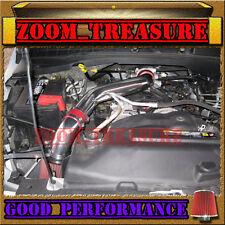 RED 2004-2007/04 05 06 07 DODGE DURANGO 4.7 4.7L V8 COLD AIR INTAKE KIT