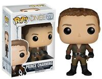 Funko - POP TV: Once Upon A Time - Prince Charming #270 Vinyl Action Figure New